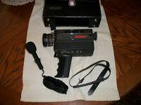 Vintage Bell & Howell Filmosonic Model 1230