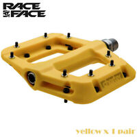 RaceFace Chester Mountain Bicycle MTB Bike Pedals Purple Pair