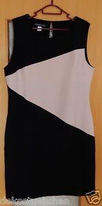 Etuikleid Gr. 38 ,42, 44, 46 schwarz - rosa PATRIZIA DINI Kleid Buisiness