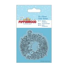 Corona claro sello-pippinwood Navidad-DOCRAFTS