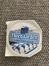 More details for hoegaarden beer pump badge round fish eye