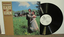 EAST OF EDEN TV Mini-Series Original Soundtrack, promo vinyl LP, 1981, VG+/VG