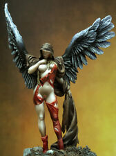 Pegaso Models 80mm Lilith White Metal Figure Kit #80-036