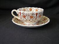 Spode Copeland SORRENTO Cup & Saucer, Vintage