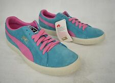 Puma Shoes Clyde Baltic Turquoise Super Pink Sneakers 11 Mens Archive 181632 36