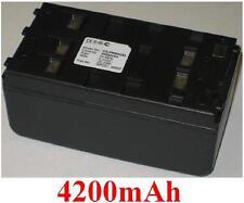 Batterie 4200mAh type BP02C MB02 Pour Pentax R-325NXM