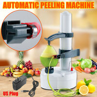 Rotato Electric Fruit Potato Skin Peeler Vegetable Quick Peeling Machine w/  A