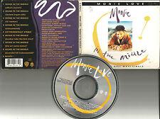 MONIE LOVE In the Middle 9TRX w/ REMIXES & EDIT & INSTRUMENTAL USA CD single