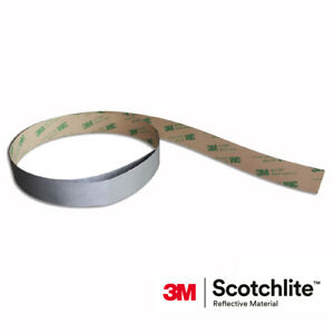 Salzmann 3M Scotchlite Reflective Tape - Bags (Self Adhesive 1 or 2 x 25mm*1m)