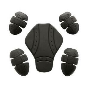 CE Approved Armor Pad Set Shoulder Elbow Back for Motorcycle Jacket (Level 1)