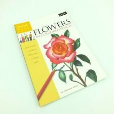 Flowers in Coloured Pencil by Cynthia Knox Drawing Made Easy Paperback