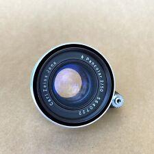 Carl Zeiss Jena Pancolar 50mm F2 - Exakta Mount  - Prime Lens - #5640722
