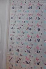 13 pc Butterfly Dreams Peva Shower Curtain & Hooks Set NIP