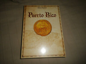 Puerto Rico - DE mit 2 neuen Erweiterungen Alea - Ravensburger Folie Neu und OVP
