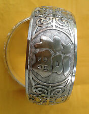 SACRED LUCK LOVE & PROTECTION SILVER FASHION BRACELET BLESSED BY MIRACLE MONKS19