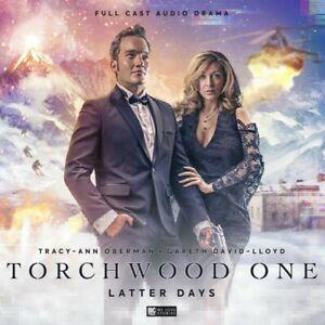 Torchwood One Latter Days Big Finish CD Boxset Doctor WhoGareth David-Lloyd