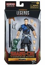"WENWU ( 6"") SHANG-CHI & THE LEGENDS OF THE 10 RINGS MARVEL LEGENDS ACTION FIGURE"