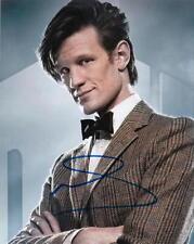 MATT SMITH.. Doctor Who Charmer -  SIGNED