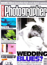 Amateur Photographer magazine with supplement   5th  May  2001