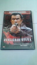 """DVD """"VENGANZA CIEGA"""" STEVEN SEAGAL"""