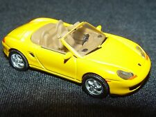100% HOT WHEELS PORSCHE BOXSTER CLASSIC CAR RUBBER TIRE LIMITED EDITION!