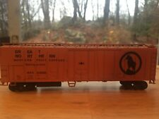 HO Scale Great Northern Refrigerator Box Car WFEX 8058, Western Fruit Express