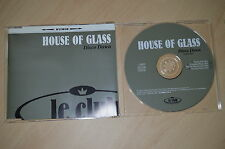 House of glass - Disco down. CD-Single (CP1706)