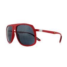 Ray-Ban Sunglasses Scuderia Ferrari RB4308M F62887 Matte Red Grey Gradient