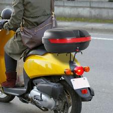 Homcom 5094-0007 44L Baúl para Motocicleta - Negro