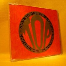 MAXI Single CD Top Number One Dominator 3TR 1991 Indie Rock