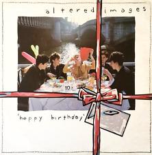 ALTERED IMAGES - Happy Birthday (LP) (EX-/G-)