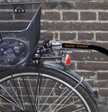 Fahrrad Anhängerkupplung mit Anbauplatte 120mm Lang + Gegenplatte