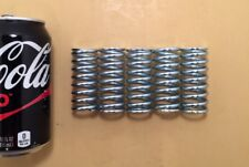 .148� Wire Compression Spring Lot Of 5