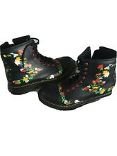 Dr martens 5 black boots