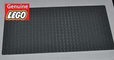 GENUINE LEGO - DARK BLUISH GREY BUILDING PLATE 16X32 STUDS BASE BOARD/MAT
