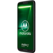 Motorola Moto G7 Power 64GB ceramic black LTE/4G Android Smartphone Handy