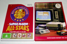 Super Mario All Stars + DVD Nintendo Wii PAL *Complete* Wii U Compatible