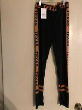 Sport Leggings Yoga Pants Workout Fitness Running TEXAS Size L Orange UT color