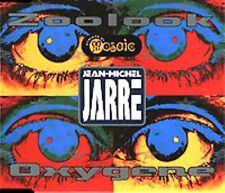 "Jean-Michel Jarre Zoolook , Oxygene Mosaic Mixes 12"""