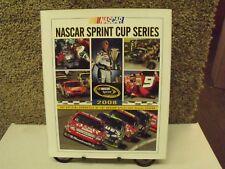 2008 Nascar Sprint Cup Series Hardcover Book