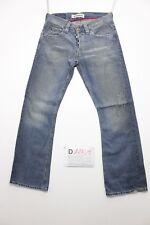 Levi's 512 bootcut (Cod. D1159) Tg.44  W30 L32  jeans usato vintage