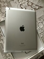 Apple iPad 4th Generation Model MD510LL/A 16GB Silver A1458 excellent condition
