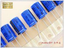 10pcs Philips BC 140 Series 220uF/35V Electrolytic Capacitors
