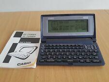 Diario Digital Casio SF-7200SY 2MB Memoria Flash Retro Excelente Estado