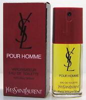 Yves Saint Laurent YSL pour Homme 30 ml EDT Spray old Version
