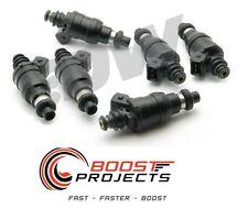 DeatschWerks 800cc Top Feed Low Impedance Injectors for 1989-2002 GTR RB26DETT