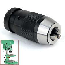 1-16MM B18 Keyless Drill Chuck Self Locking Tighten Taper Adapter Lathe Tool