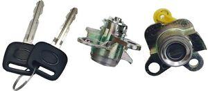 DL-166 /DL-274 DOOR LOCK SET W/KEY(L&R) 98- 02 COROLLA PRIZM