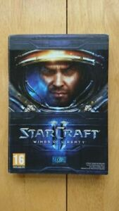 Starcraft 2 Wings of Liberty PC CD Rom Game
