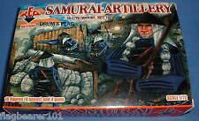 Redbox 72090 Samurai artillería Set 1. 16th Century. escala 1:72